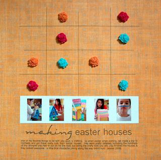 Easter houses